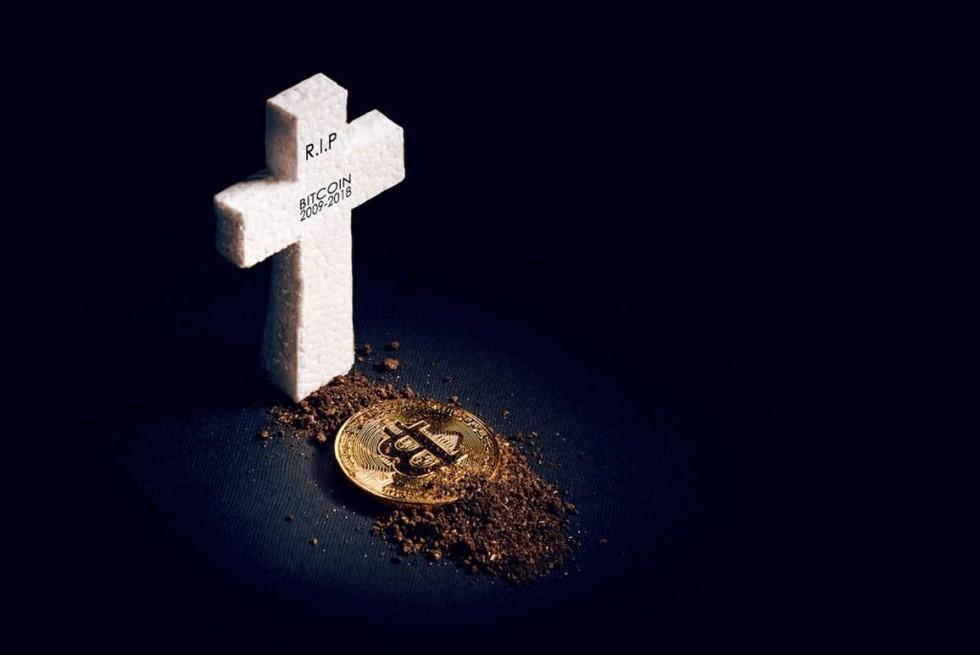 As GBTCs da Greyscale, o Fud das sardinhas, Tesla, ataque da China e a cruz da morte pode causa uma nova morte para o ativo digital