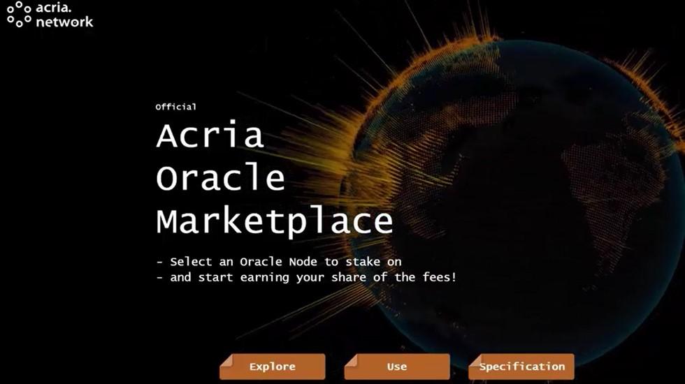 Acria Network!