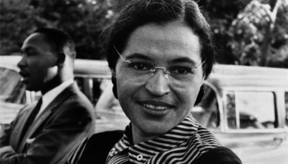 Rosa Parks e o combate a segregação no transporte público