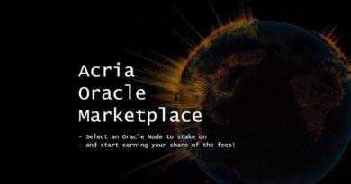 Acria Network: O que é, como vai funcionar e por que você deve investir neste projeto???